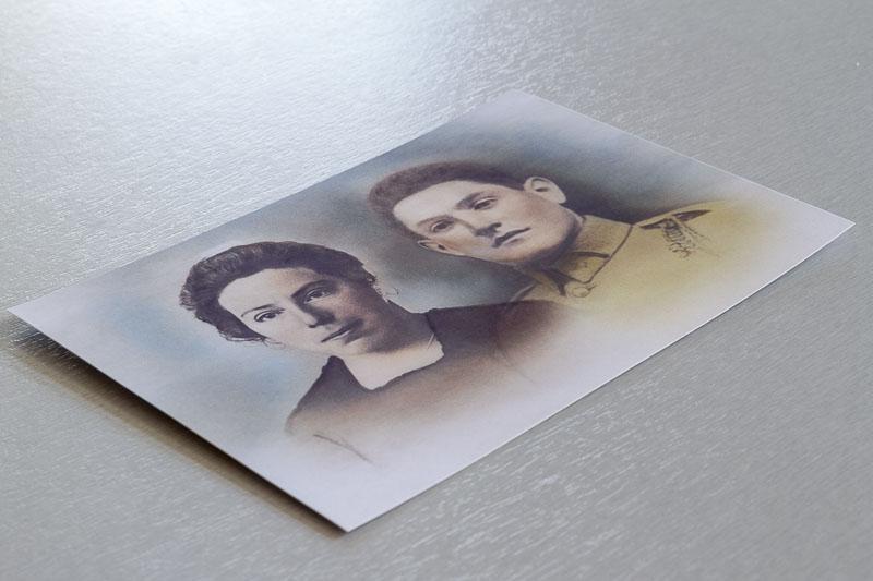 Tirage photo papier mat