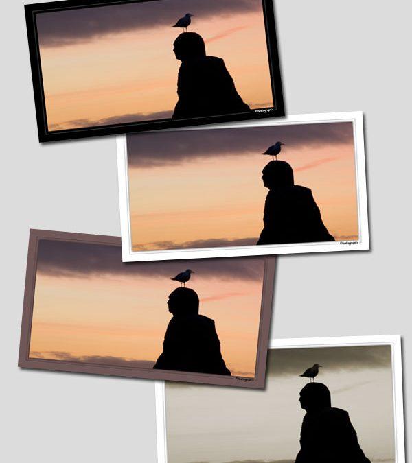 Comment créer un cadre s'adaptant à tous vos types de photos ?