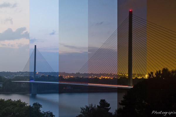 Le jour et la nuit sur une même image (partie 1 sur 2)