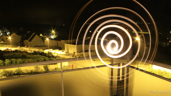 Light Painting
