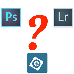 Quelles différences entre Lightroom, Photoshop et Photoshop Elements ?