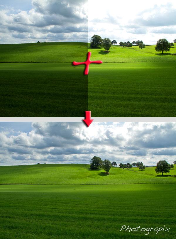 Fusion HDR avec Photoshop Elements
