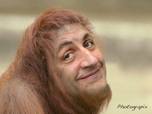 photomontage Nicolas Sarkozy