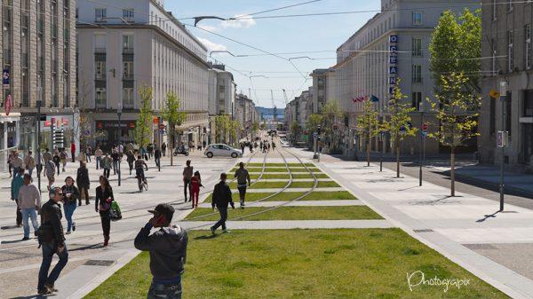 Brest, rue de Siam