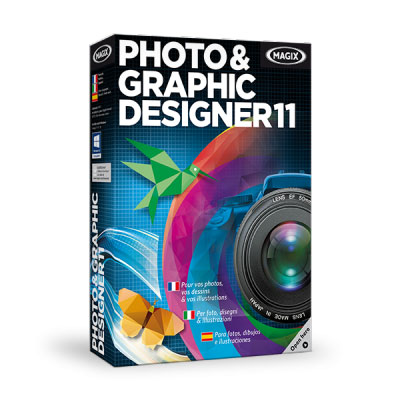 Magic Photo and Graphic Designer