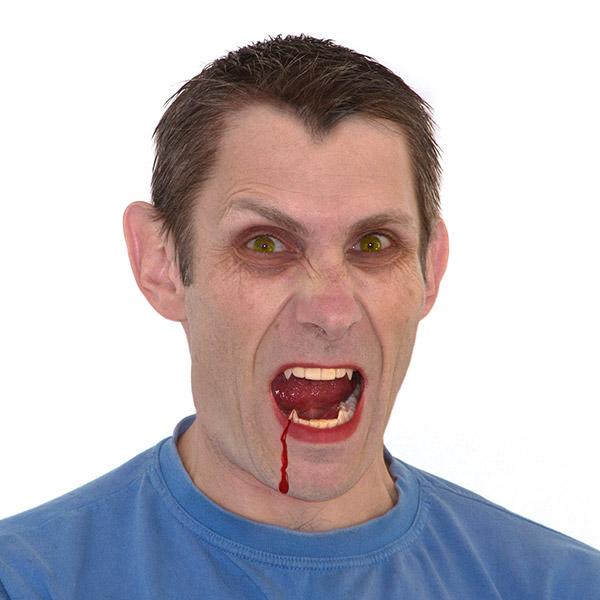 Comment retoucher sa photo pour apparaître en vampire ?