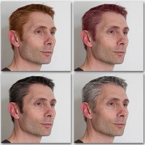 Comment changer de couleur de cheveux sur une photo ?